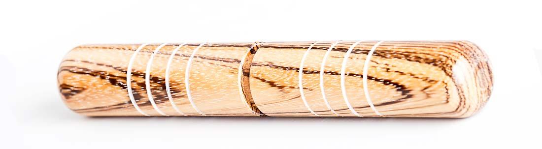 Hardwood lure sticks made to order